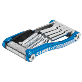 Cube Cubetool 12 in 1 Bike Tool blue/silver